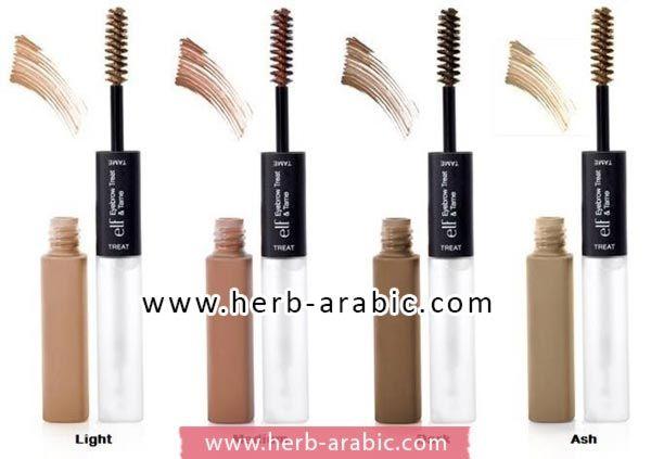 درجات الوان ماسكرا الحواجب من مكياج ايلف Eye Makeup Eyeliner Makeup