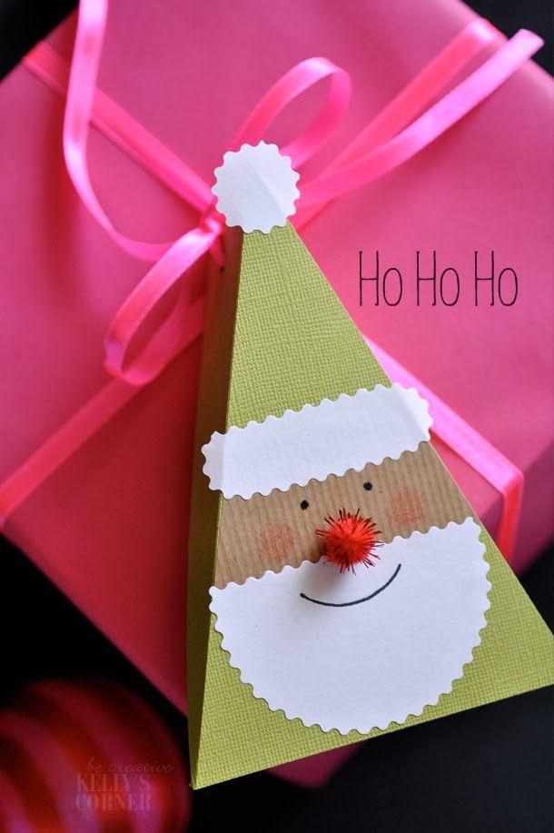 Santa Claus craft