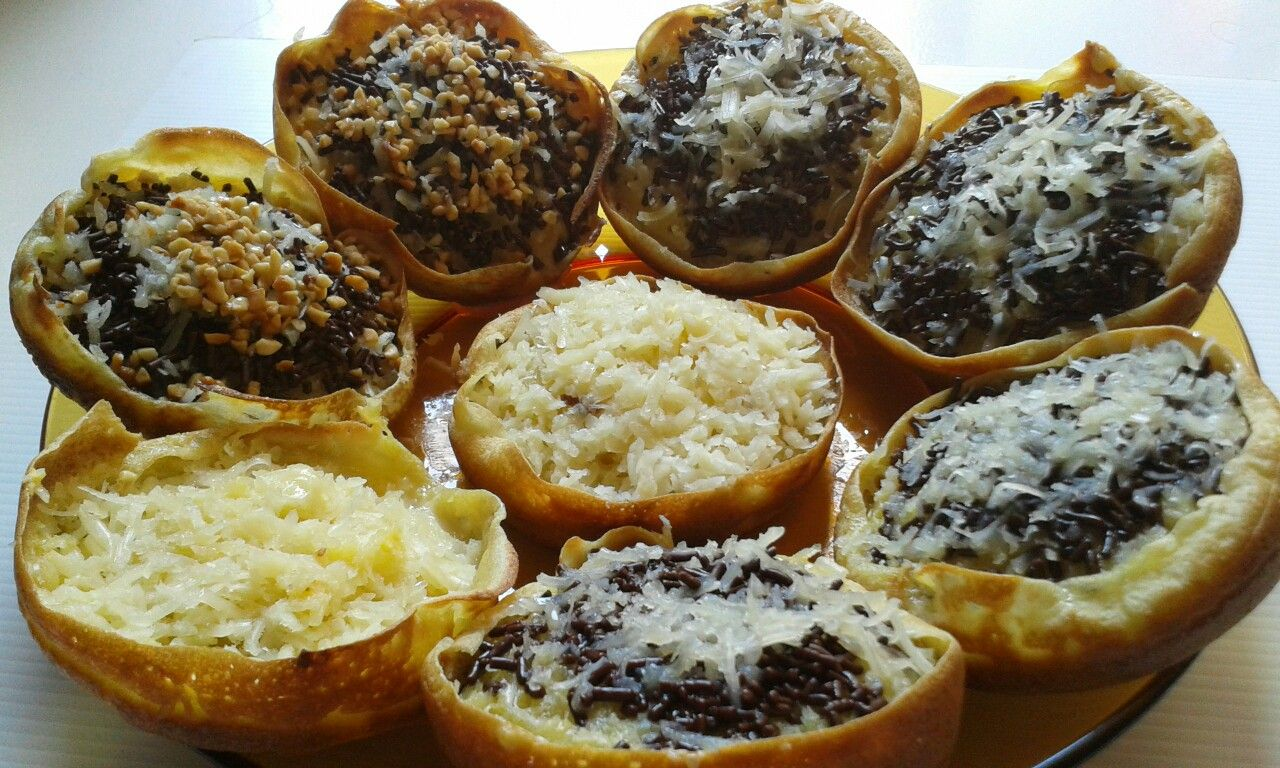 Martabak Terang Bulan Mini Food Breakfast Bolu