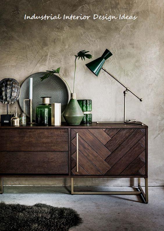 Diy New Industrial Interior Design Ideas Design Industrialdesign Retro Home Decor House Interior Decor