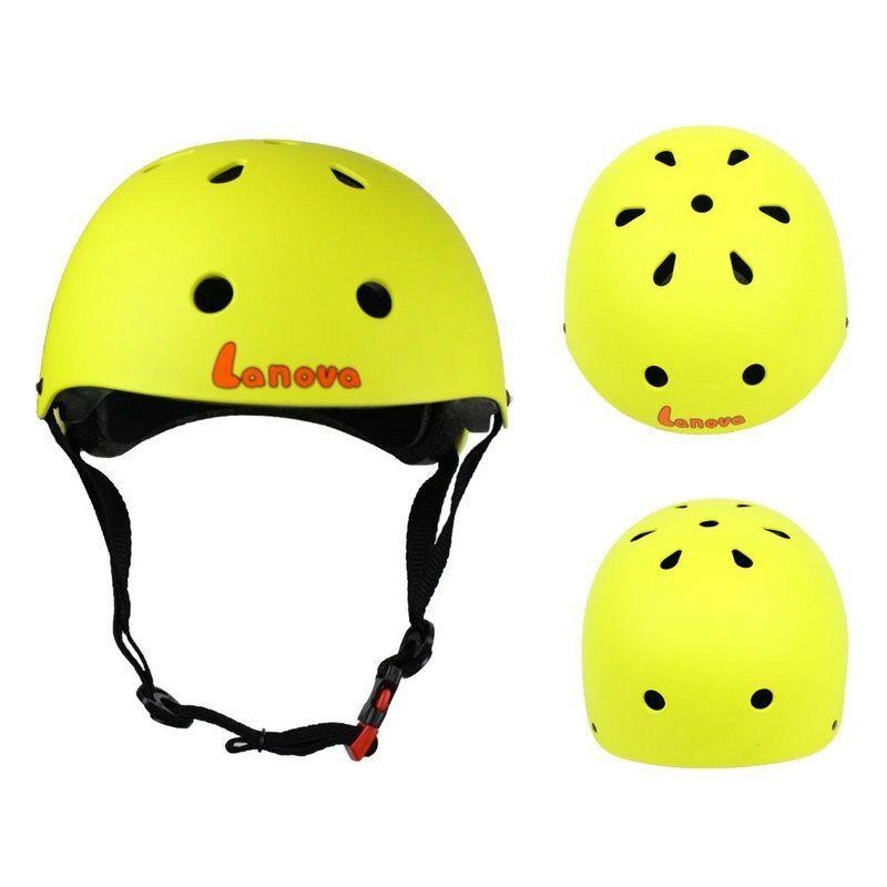 Roller Skates Bike Helmet Knee Elbow Pads Girl 3yr