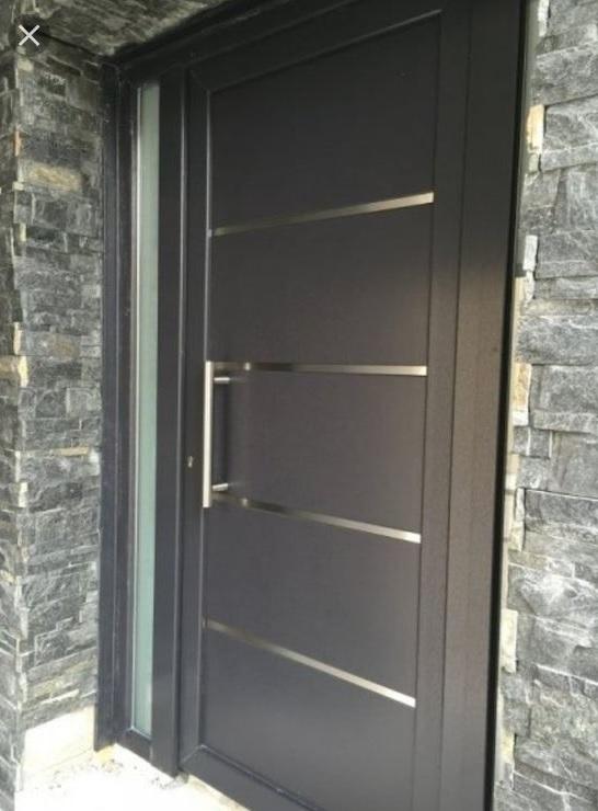 Imagenes de puertas de herreria para entrada principal