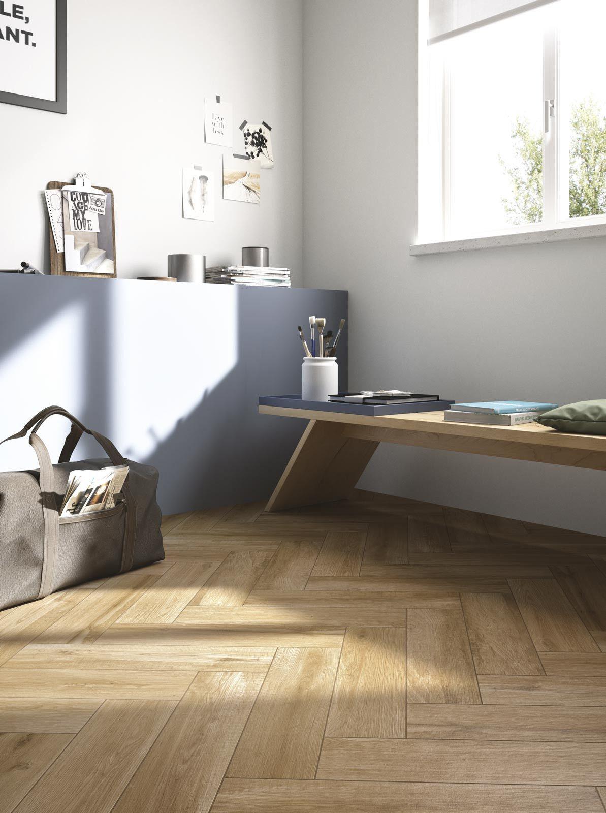 ragno #freetime rovere 12,5x50 cm r44y | #feinsteinzeug #holzoptik, Badezimmer ideen