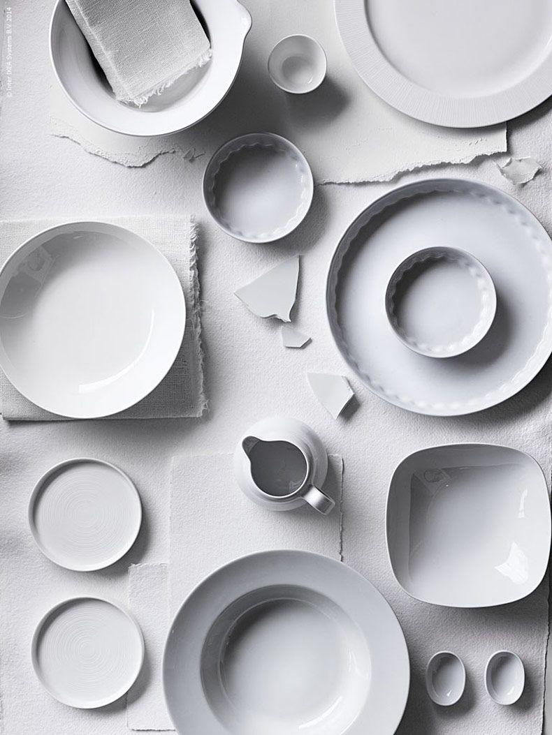 vintervita toner livet hemma ikea inspiration white pinterest geschirr k chenecke und. Black Bedroom Furniture Sets. Home Design Ideas