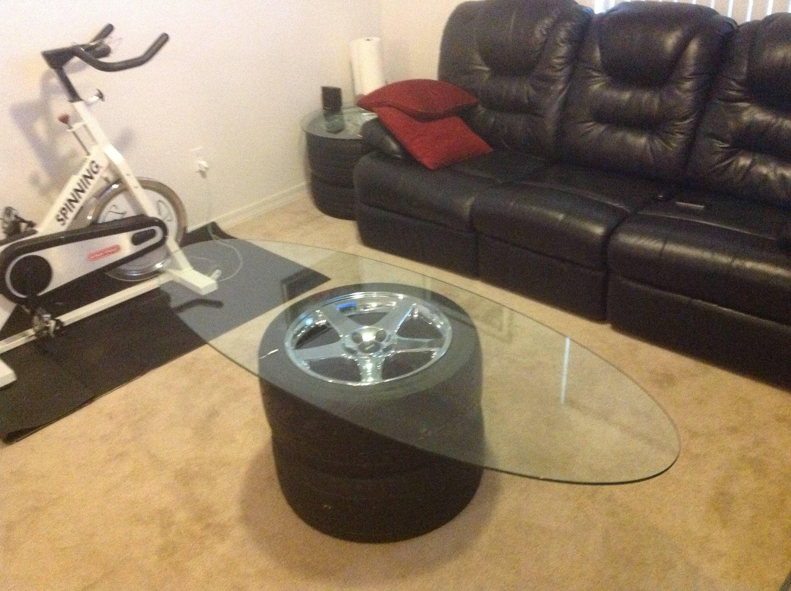 Rim Table car furniture Pinterest