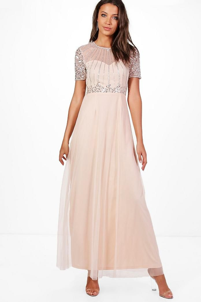 20f23ca06b38 Tall Boutique Embellished Maxi Dress | bridesmaid dresses ideas ...