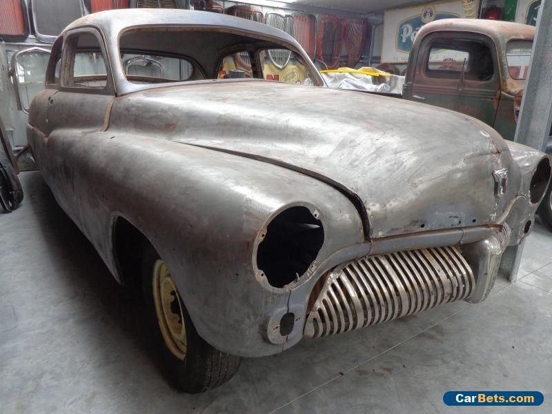 FORD 1949 MERCURY AIR BAGGED SUIT HOT ROD CUSTOM LEAD SLED DRAG CHEV Ford
