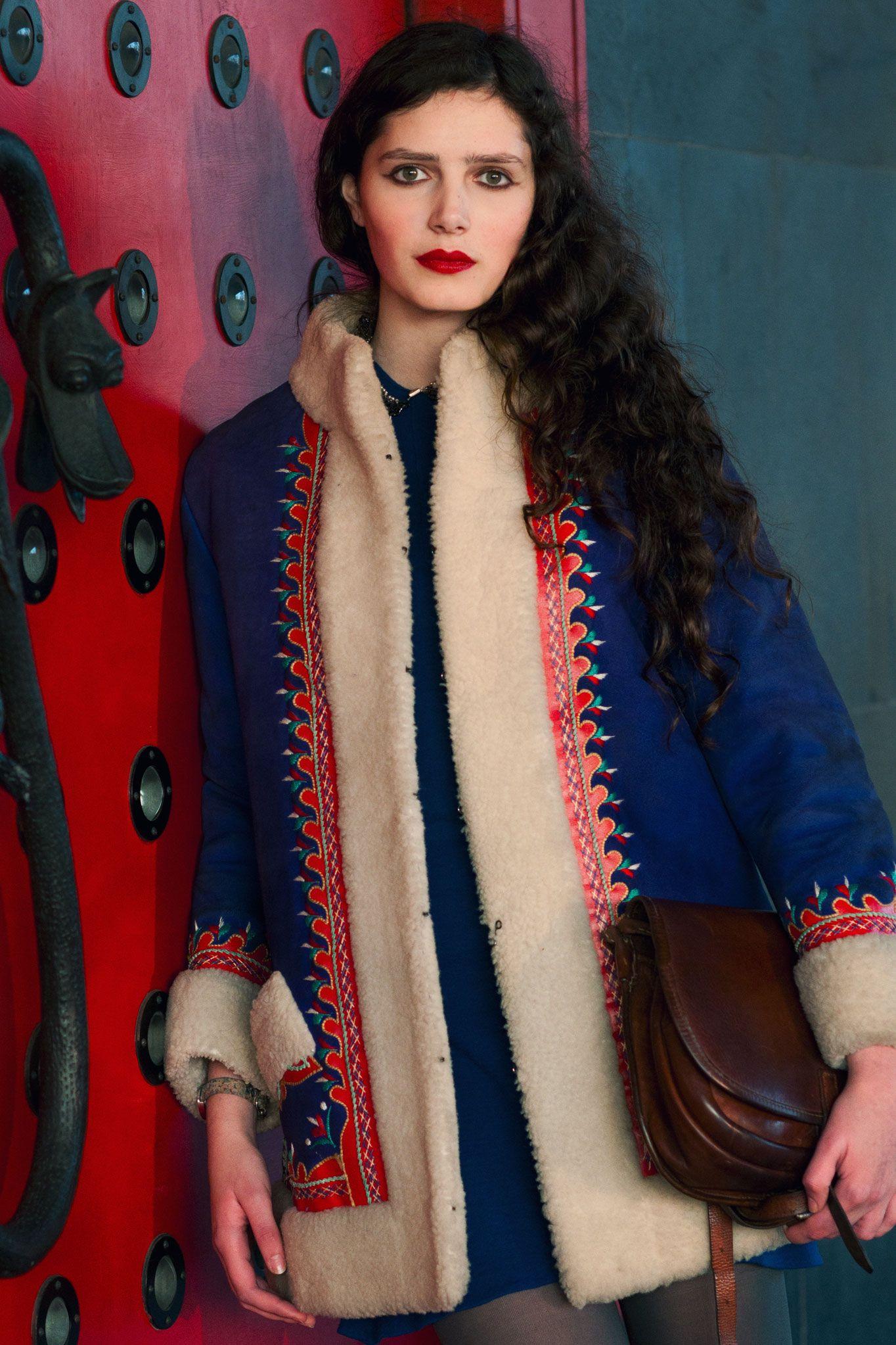 Rosalind Jana Clothes, Fashion, Lovely coat
