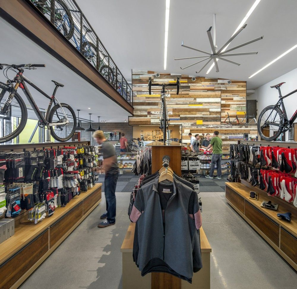 Gallery Of Bicycle Haus Debartolo Architects 23 Bicycle Shop
