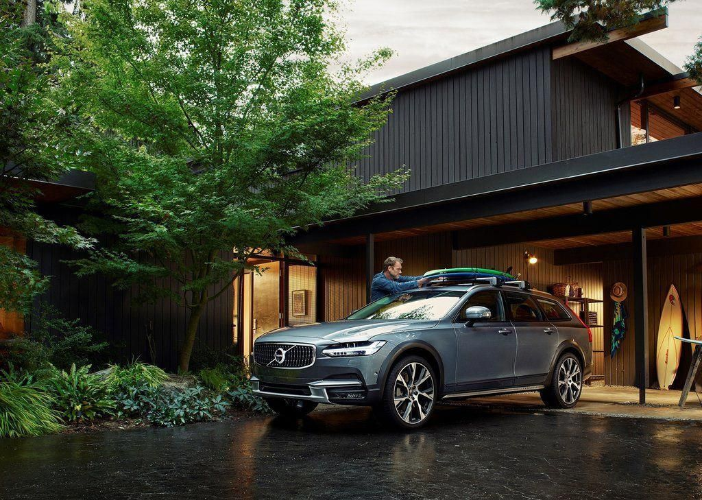 2017 Volvo V90 Cross Country 2017 Vehicules Concept Nouvelles Voitures Pour 2017 Interiorarchitects