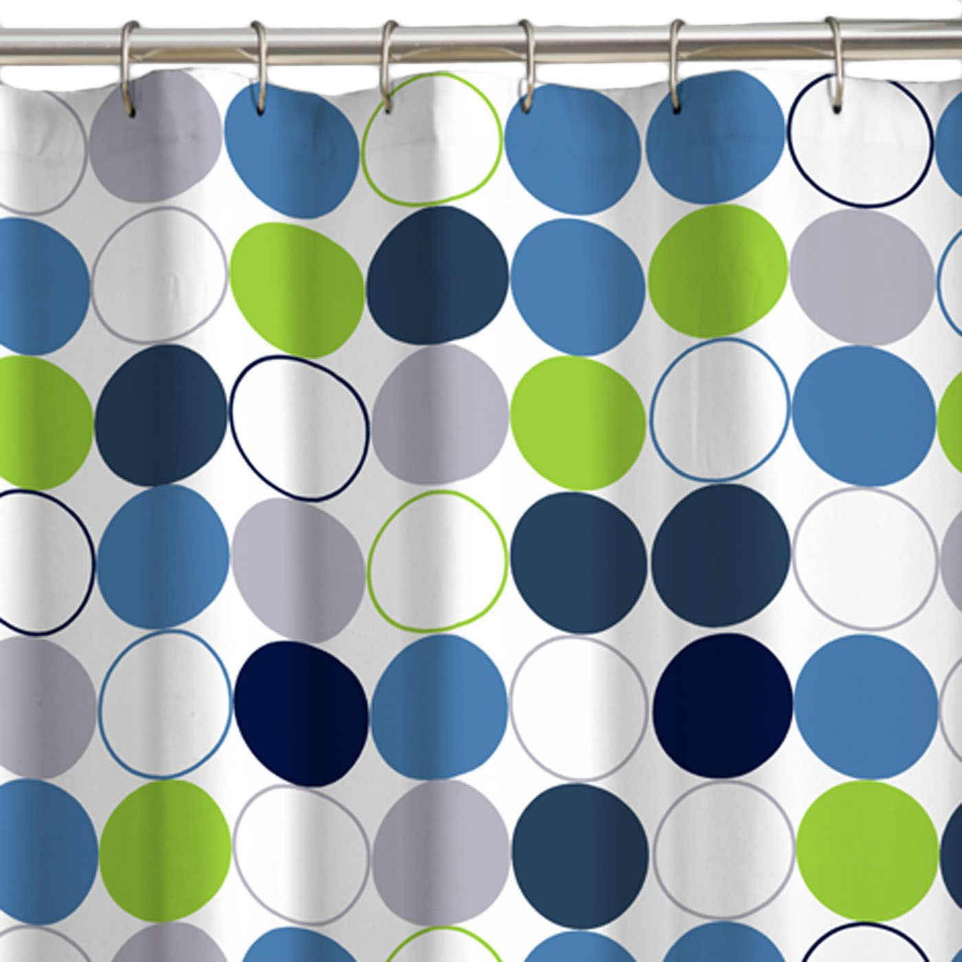 Nu Cirque Fabric Shower Curtain | Shopko.com Paint: Benajmin Moore ...