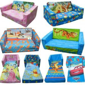 Toddler Flip Out Sofa Couch Bed