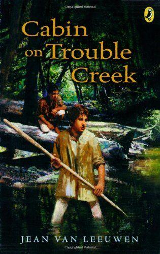 Cabin on Trouble Creek by Jean Van Leeuwen,http://www.amazon.com/dp/0142411647/ref=cm_sw_r_pi_dp_T5qFtb0VFX1JY6BP