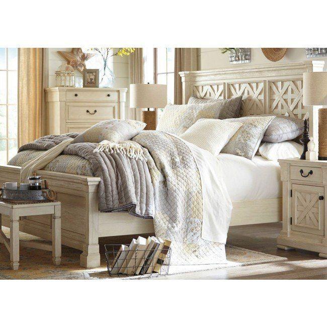 Best Bolanburg Panel Bedroom Set 400 x 300