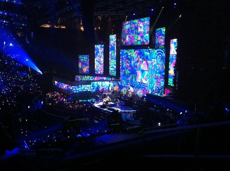 Download Backdrop Grammys Stage