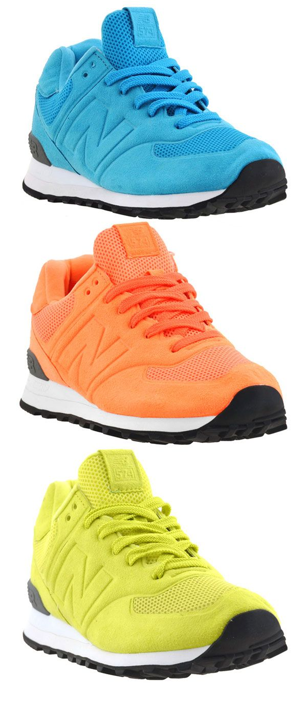 New Balance 574 Sonic Bright Pack  e5859ee2b2