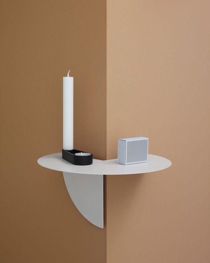 Eckregal Ikea Selber Bauen Holz Wohnzimmer Kreative Wandgestaltung Deko Ideen Diy Ideen23