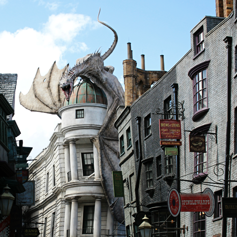 Wizarding World Harry Potter Universal Orlando Wizarding World Of Harry Potter Wizarding World World