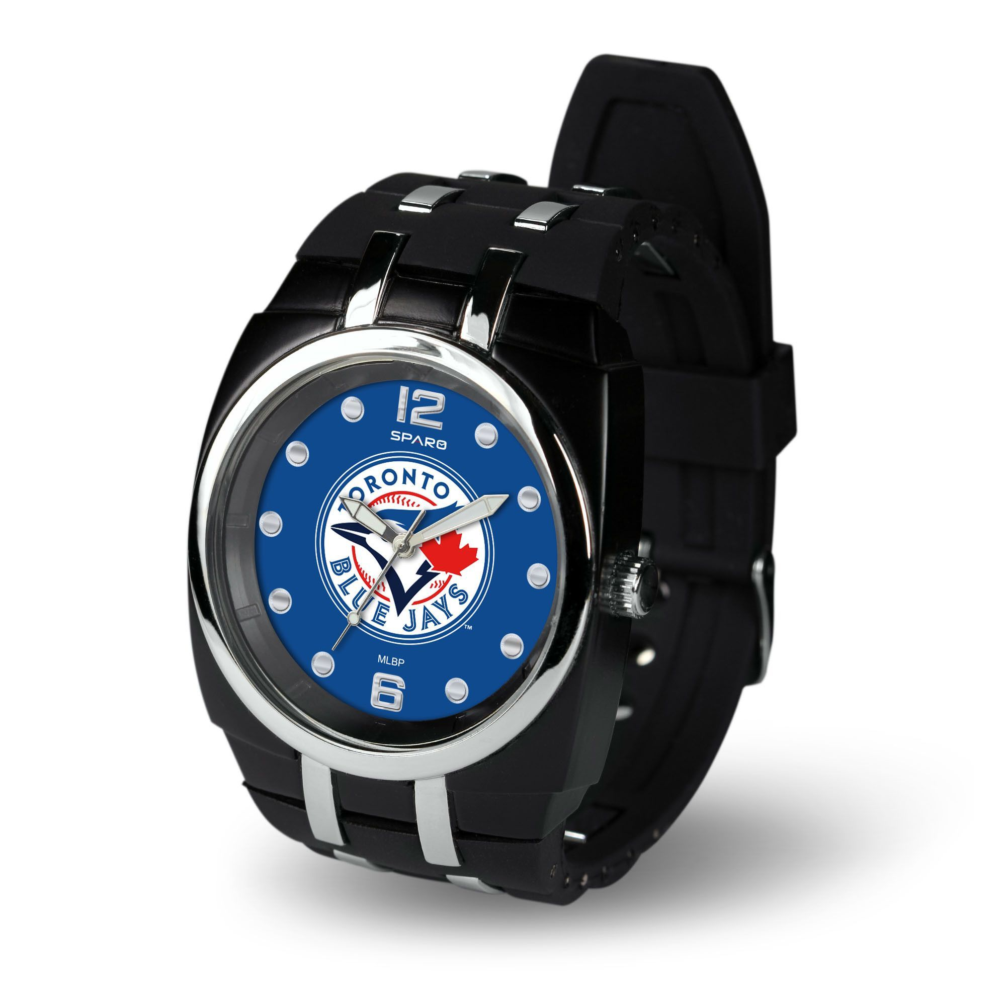 Toronto Blue Jays Crusher Watch Watches for men, Rubber