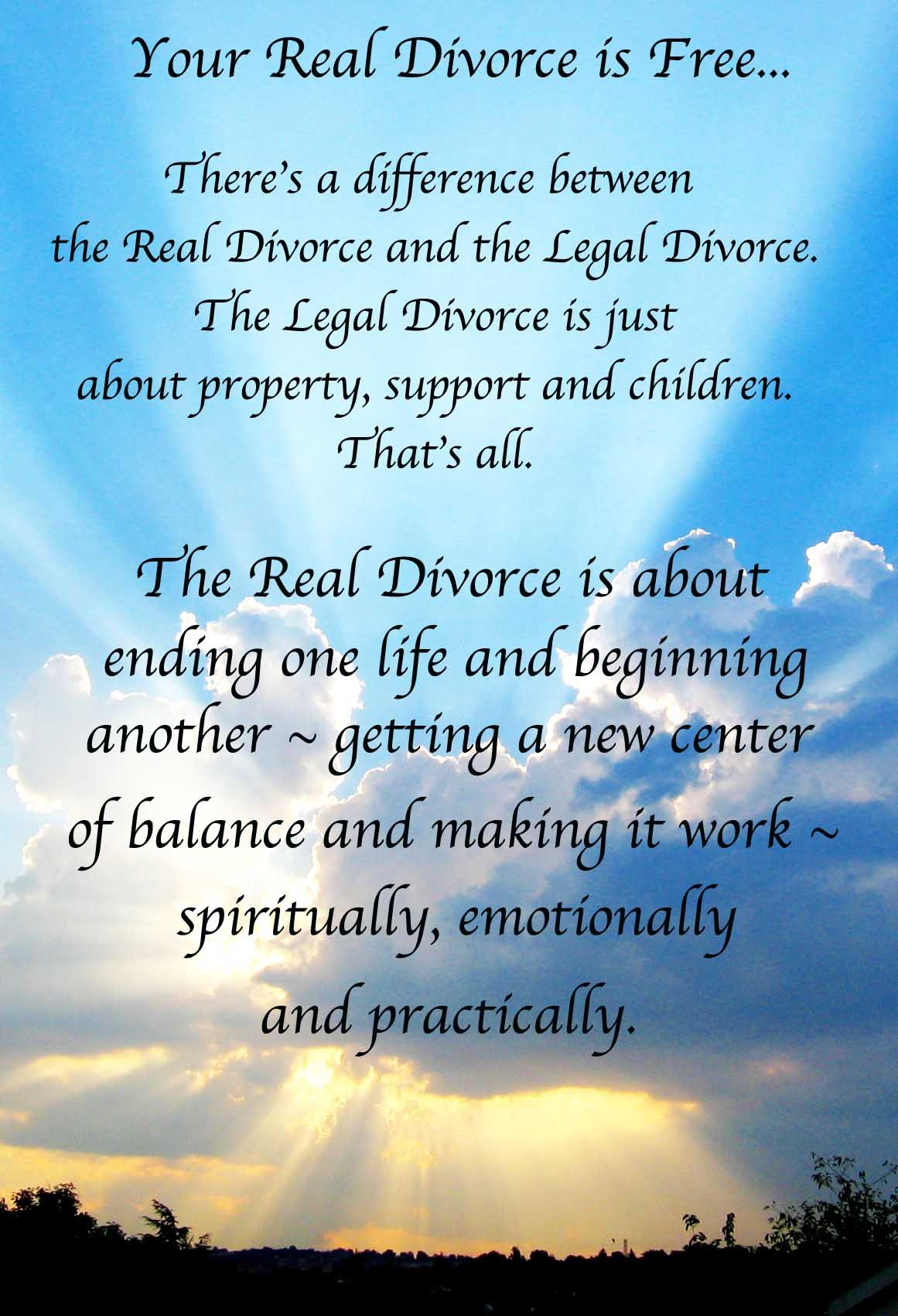 Make Any Divorce Better! By Ed Sherman Divorce quotes