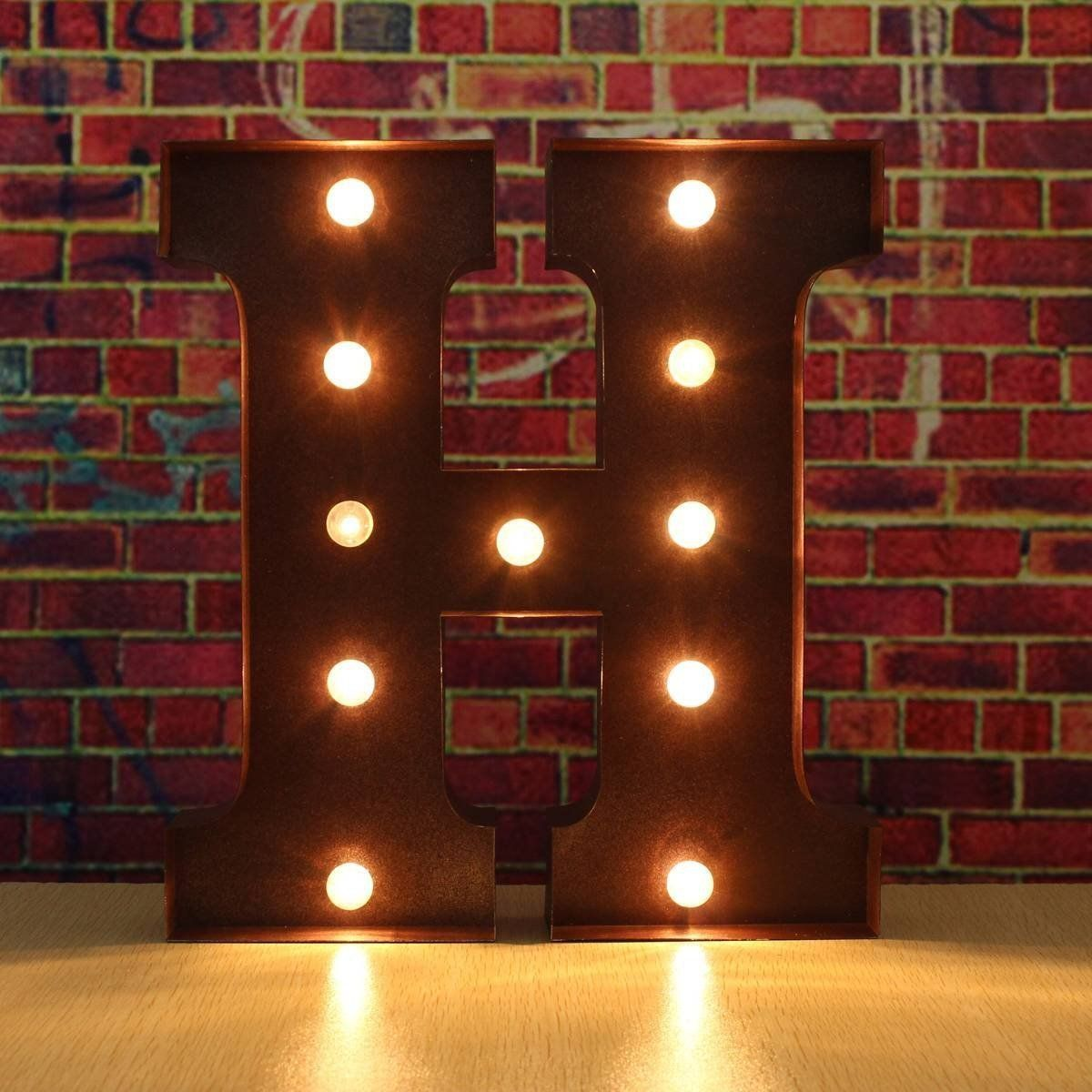 Light Up Letters For Wall Cool Solmore 30X5Cm Led Wall Letter Light Up Letter Wort Licht Az Inspiration Design
