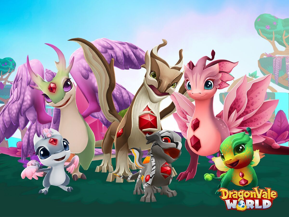 Dragons | DragonVale World | Simulation Game | Breeding