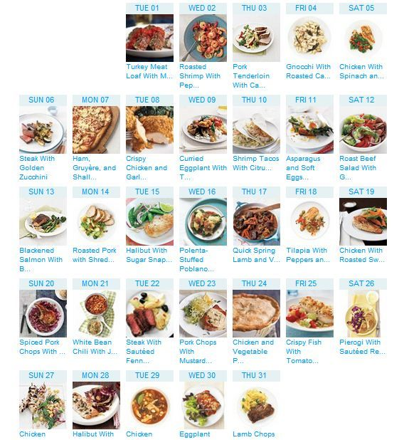 Featured In June July 2002 400 Calorie Meals 400 Calorie Dinner 600 Calorie Meals