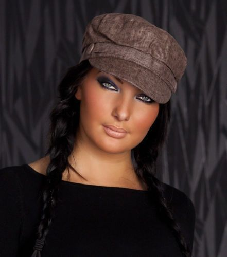 casquette femme habillée