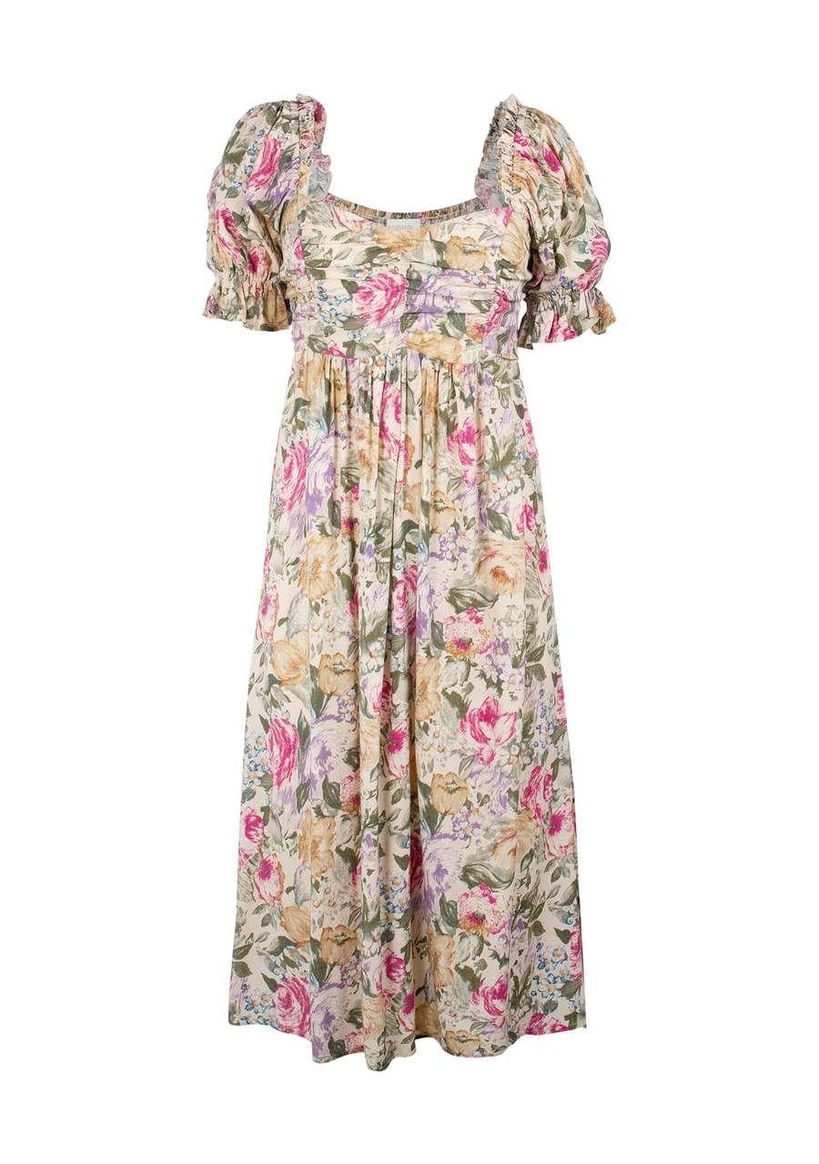 Women S Summer Dresses Vintage Inspired Auguste The Label Womens Midi Dresses Dresses Vintage Summer Dresses [ 1279 x 900 Pixel ]