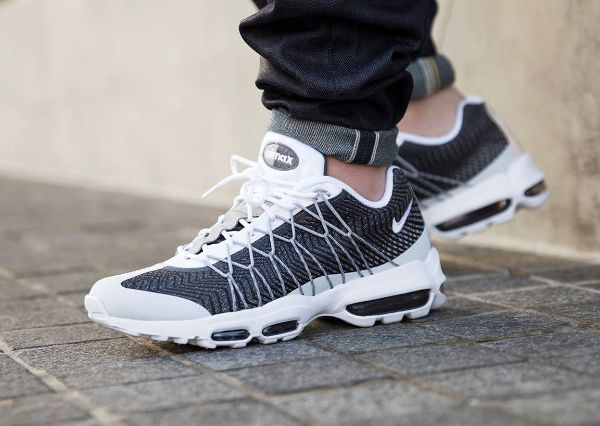 652538bd0bf Nike Air Max 95 Ultra Jacquard Wolf Grey post image
