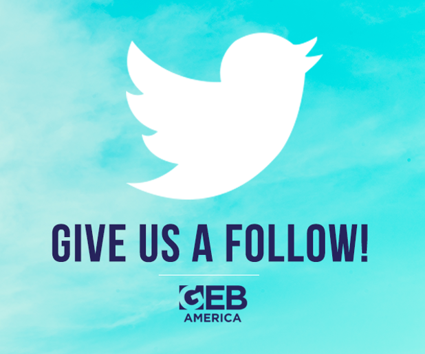 Love to tweet? So do we! Give us a follow on Twitter