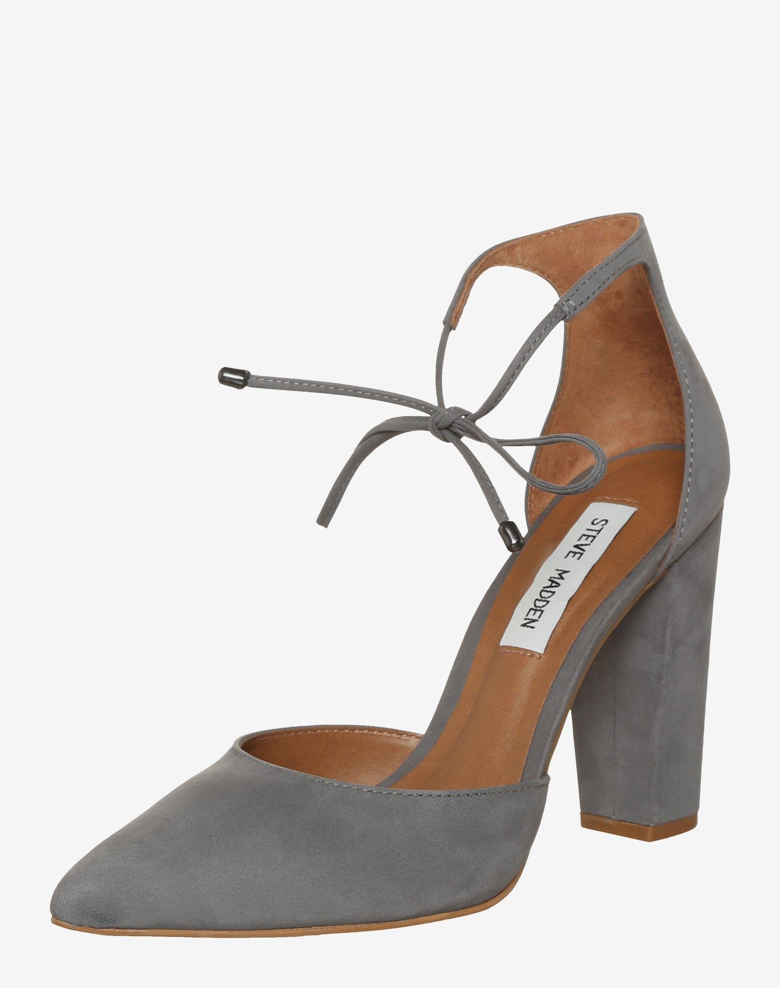 a87ccc03da72e8 High Heel Pumps  Pampered  - Grau Handtaschen Damen