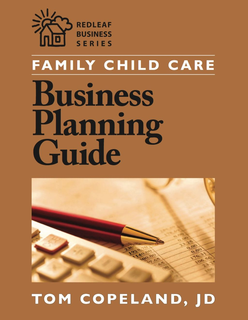 Family Child Care Business Planning Guide Ebook