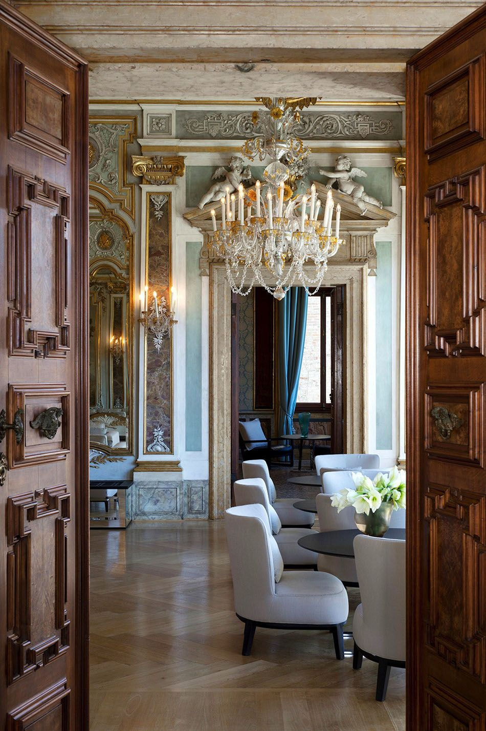 Explore The Enchanting Aman Canal Grande Hotel In Venice