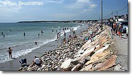 Long Sands Beach York Maine Three