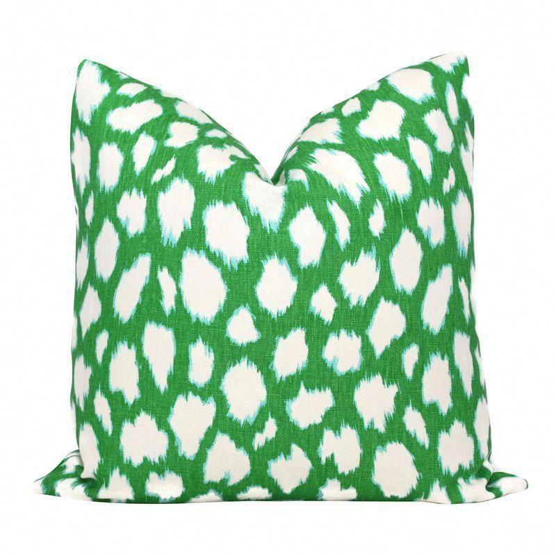 Tutorial The Cube Cardboard Lamp Green Throw Pillows Red Throw Pillows Kravet Fabrics