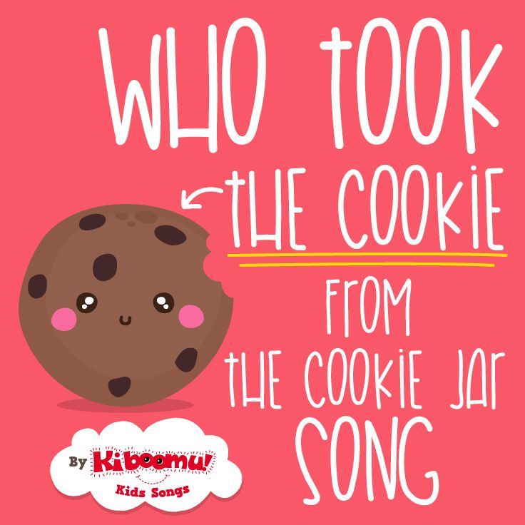 Who Stole The Cookie From The Cookie Jar Lyrics Impressive Cookie Jar Song For Preschoolers Who Took The Cookie From  Who Inspiration