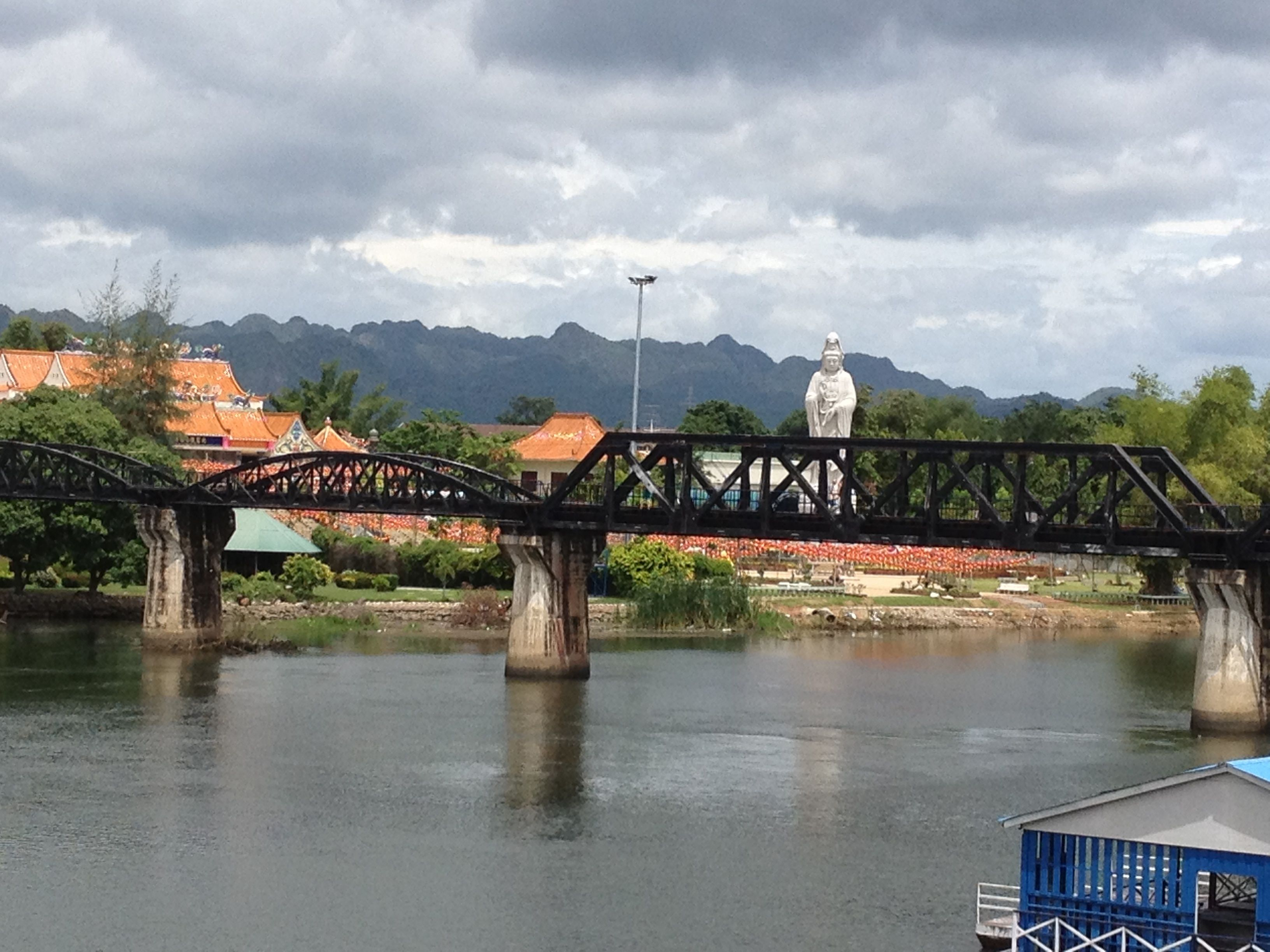 Bridge on River Kwai Across the bridge, Trip, Places ive