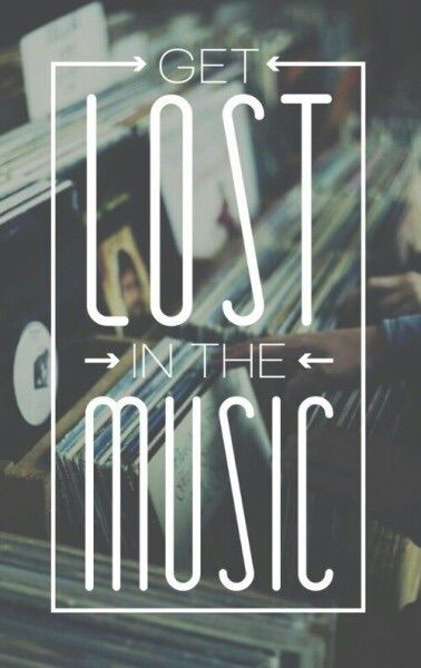 Image Via We Heart It Music Wallpaper