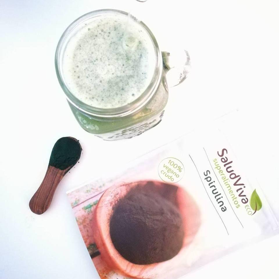Spirulina Espirulina Tienda Online Https Granumorganic Com