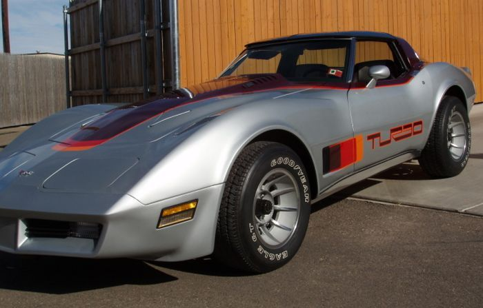 Hemmings Find Of The Day 1980 Chevrolet Corvette Classic
