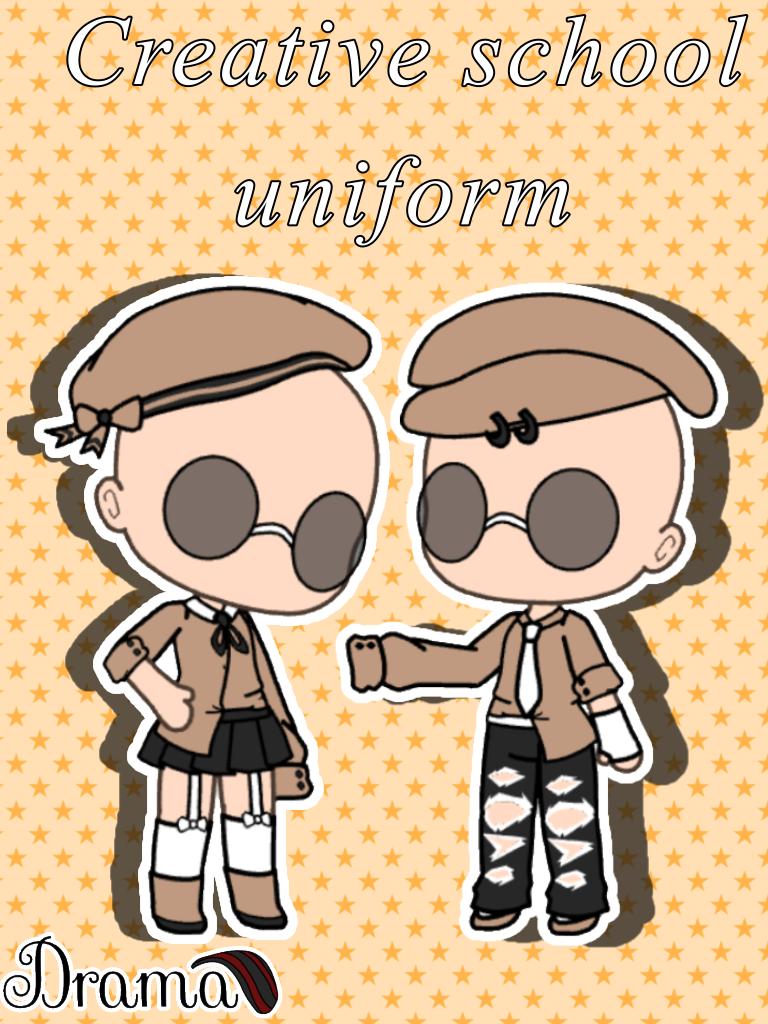 School Uniforms Gacha | Myroid Wiki | Fandom