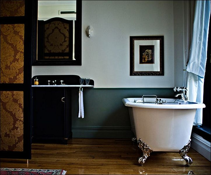 hotels with big bathtubs in los angeles | bathroom | pinterest