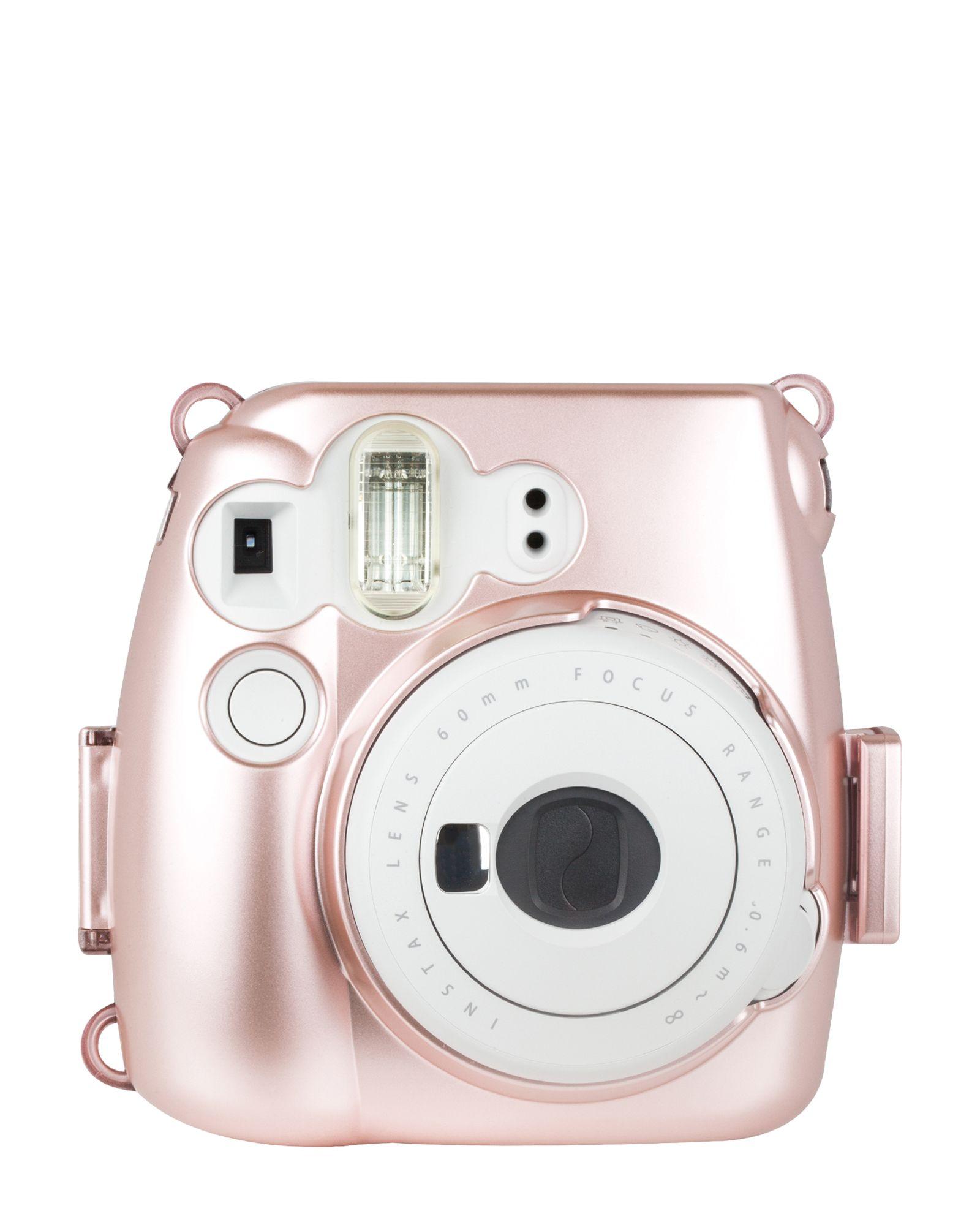 Cylo Rose Gold Hard Shell Mini 8 Mini 9 Instant Camera Case