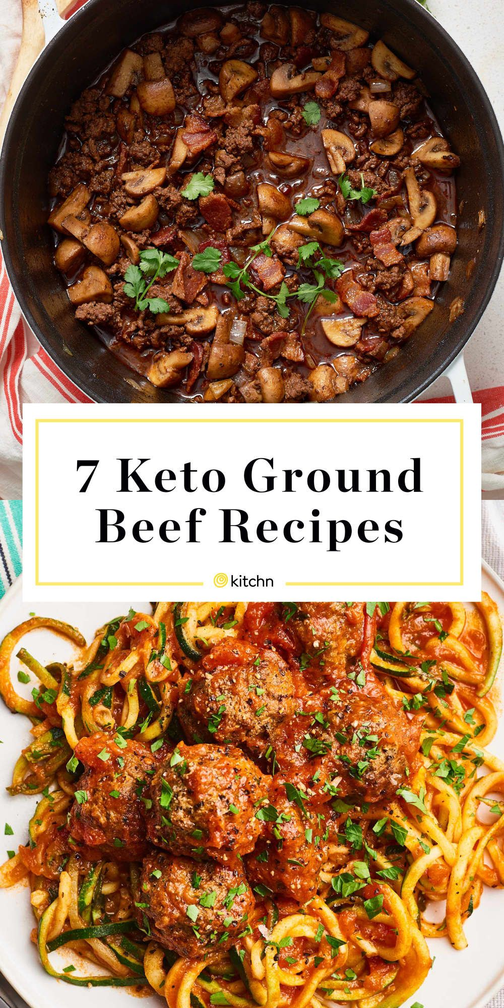 7 Low Carb Keto Recipes That Start With A Pack Of Ground Beef Minced Beef Recipes Ground Beef Healthy Meat Recipes