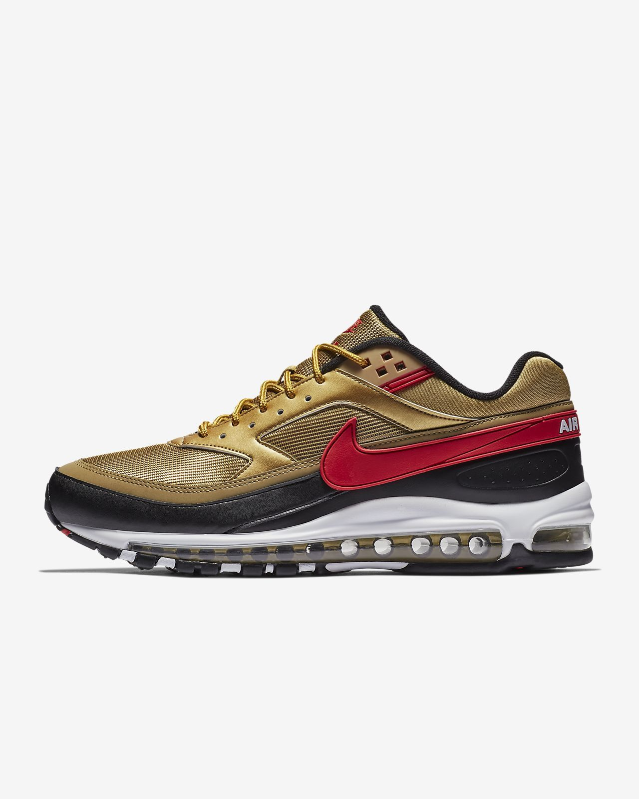 Nike Air Max 97 BW (gold   rot) in 2019  5168abbf4