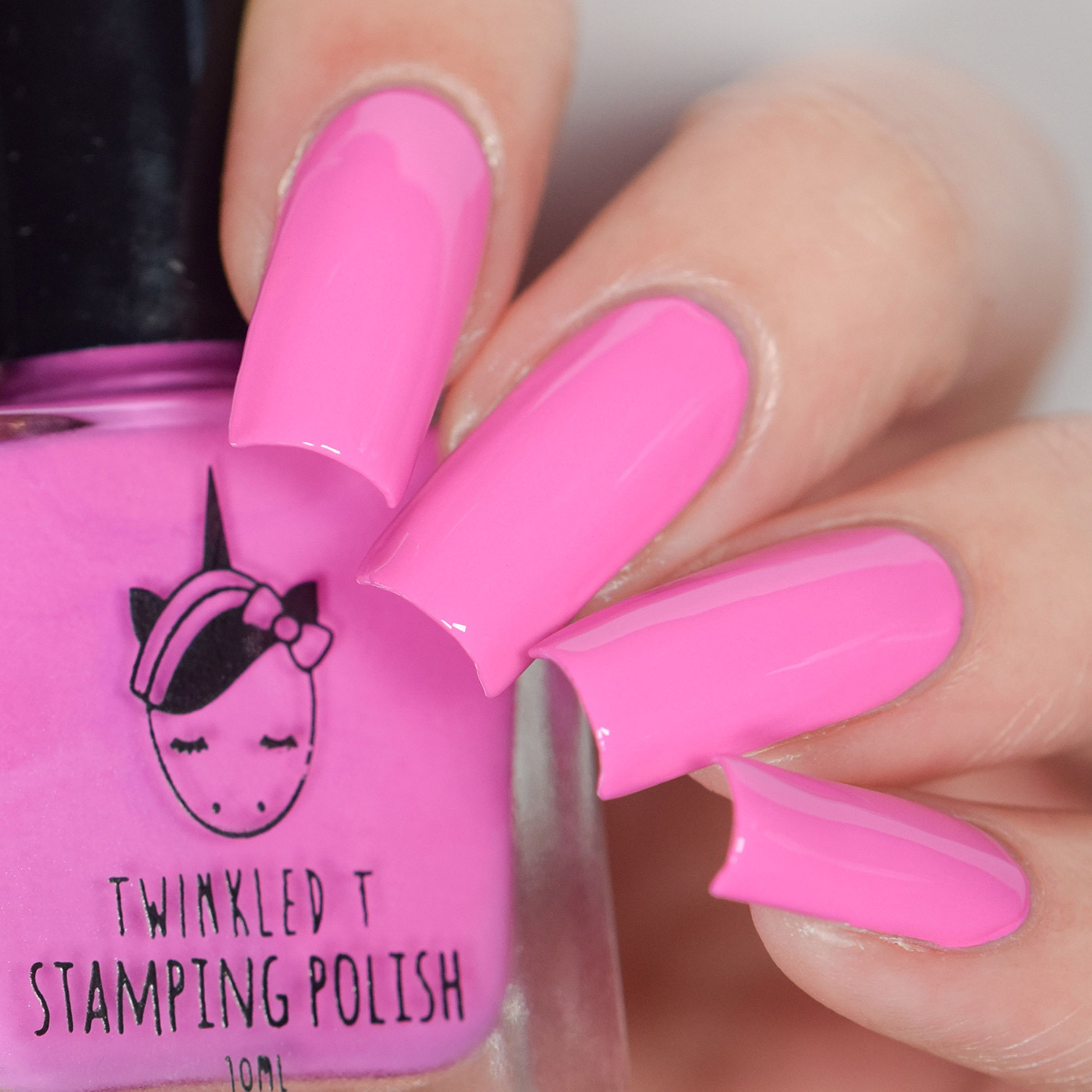 Can\'t Even | Ethyl acetate, Pink polish and Double team