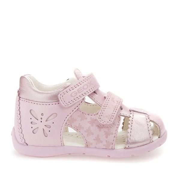 a9b0b438aac ShoeKid.ca - Geox Baby Girls  B Kaytan C Walking Shoes Pink
