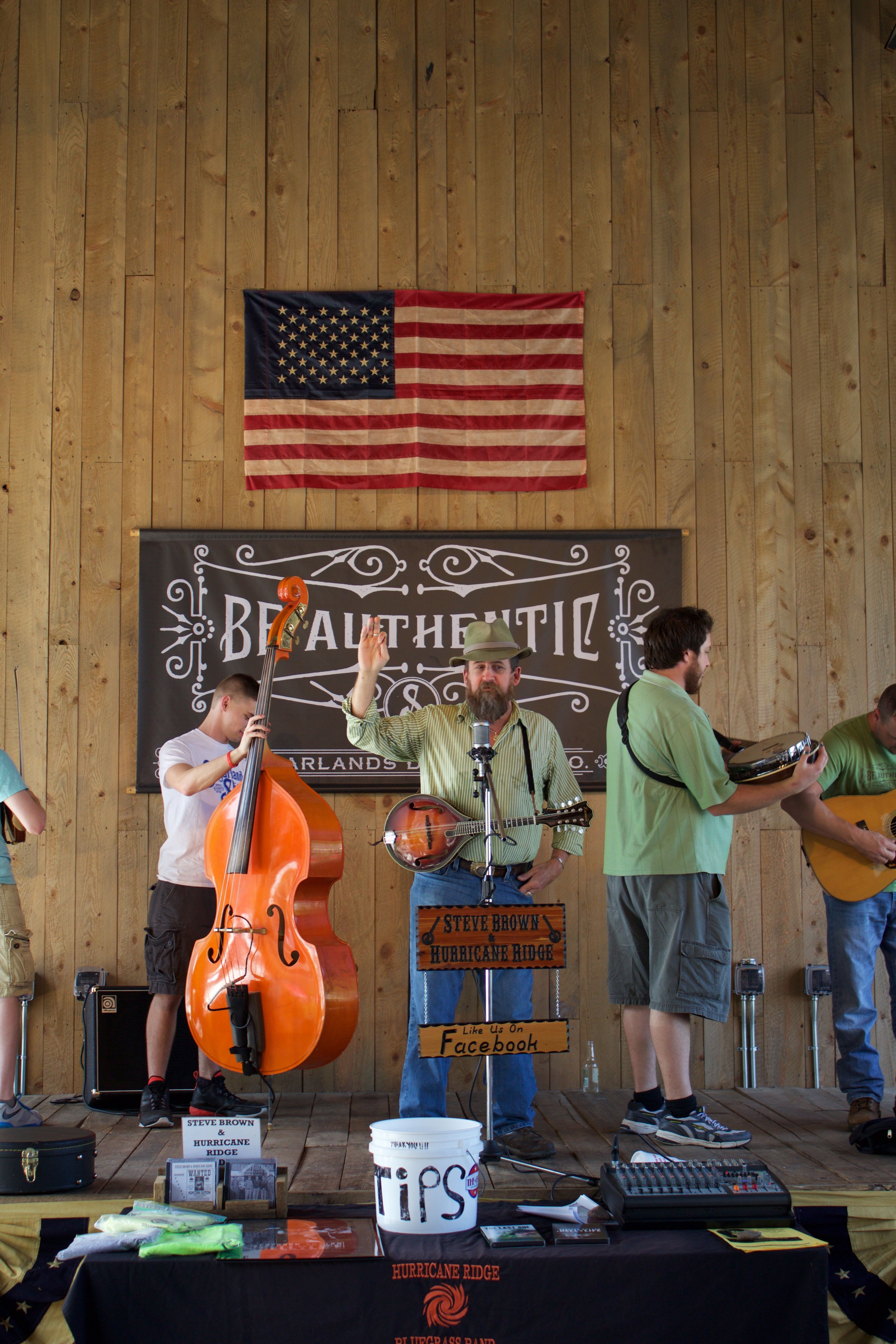 Music and moonshine make a great combination. Come to Sugarlands Distilling Co. for a good dose of both. #gatlinburg