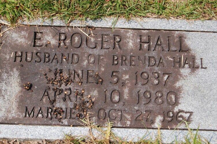 E. Roger Hall
